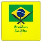 Brazilian Jiu-Jitsu (BJJ) Clock
