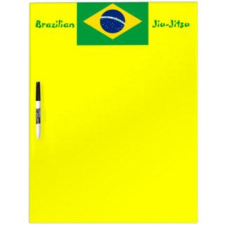 Brazilian Jiu-Jitsu (BJJ) Eraser Board