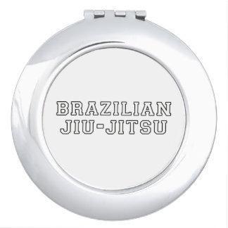Brazilian Jiu Jitsu Compact Mirrors