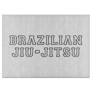 Brazilian Jiu Jitsu Cutting Board
