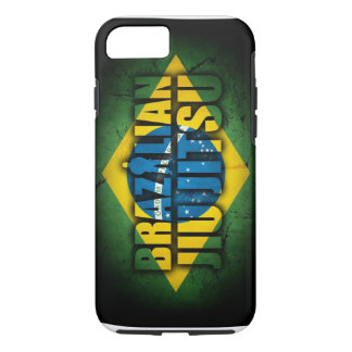 Brazilian Jiu Jitsu Flag iPhone 7 case