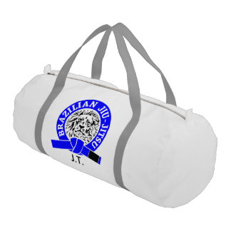 Brazilian Jiu-Jitsu Gymbag Blue Belt