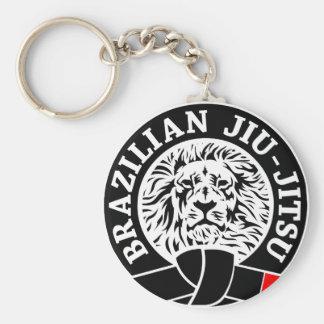 Brazilian Jiu-Jitsu (Key Chain) Keychain