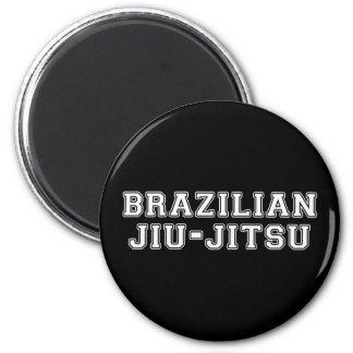 Brazilian Jiu Jitsu Magnet