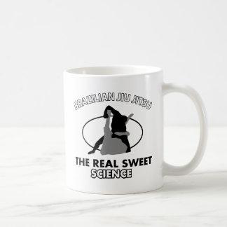 Brazilian Jiu Jitsu Martial arts Coffee Mug