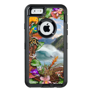 Brazilian Mist limited edition OtterBox Defender iPhone Case