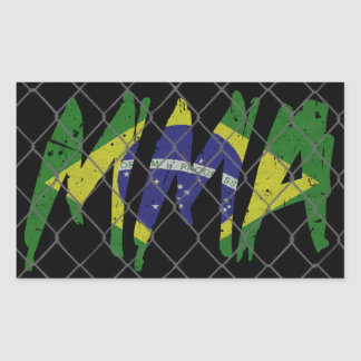 Brazilian MMA Sticker