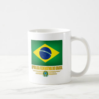 """Brazilian Pride"" Coffee Mug"