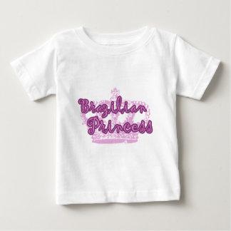 Brazilian Princess Baby T-Shirt