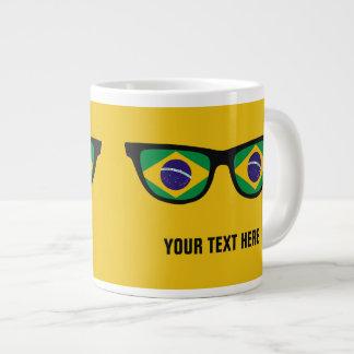 Brazilian Shades custom mugs Jumbo Mug