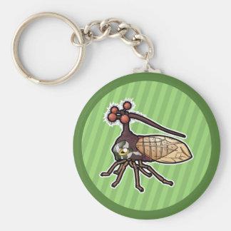 Brazilian Treehopper Keychain