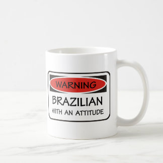 Brazilian With An Attitude Coffee Mug