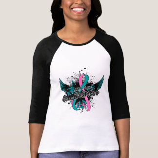 BRCA Gene Awareness 16 T-Shirt