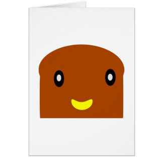 Bread and Butter Card