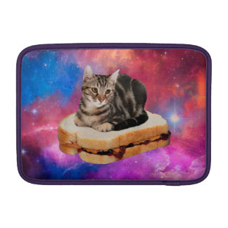 bread cat  - space cat - cats in space MacBook sleeve