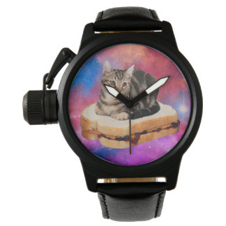 bread cat  - space cat - cats in space watch