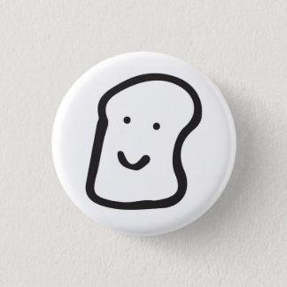 bread club badge 1 inch round button