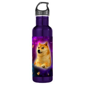 bread  - doge - shibe - space - wow doge 710 ml water bottle