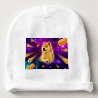 bread  - doge - shibe - space - wow doge baby beanie