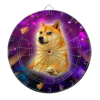 bread  - doge - shibe - space - wow doge dartboard