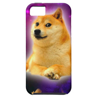bread  - doge - shibe - space - wow doge iPhone 5 case