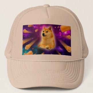bread  - doge - shibe - space - wow doge trucker hat
