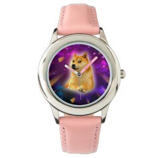 bread  - doge - shibe - space - wow doge watch