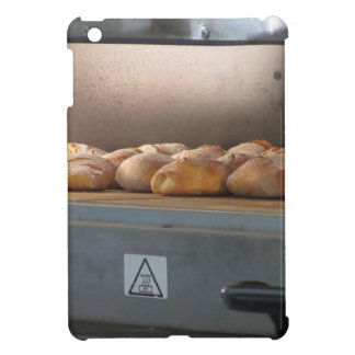 Bread freshly made into the oven iPad mini cases
