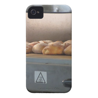 Bread freshly made into the oven iPhone 4 Case-Mate cases