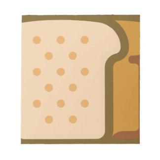 Bread Notepad