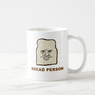 Bread Person Mug