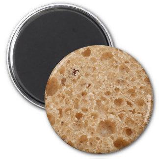 Bread Texture Magnet