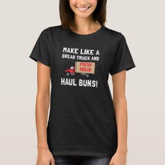 Bread Truck Haul T-Shirt