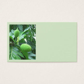 Breadfruit Business Card