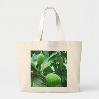 Breadfruit Large Tote Bag