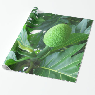 Breadfruit Wrapping Paper