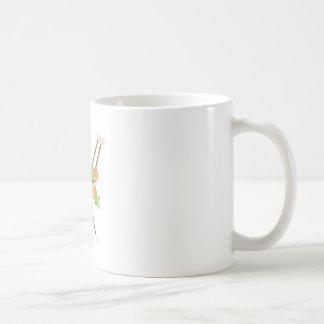 Break A Leg Crutches Coffee Mug