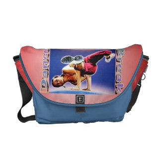 Break Dance BGirl Courier Bag