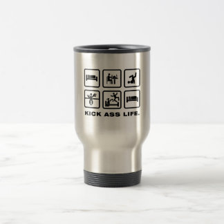 Break Dance Coffee Mugs