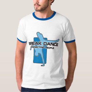 break dance tee shirt