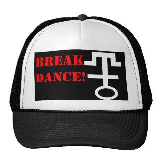 Break Dance! Trucker Hat