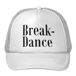 Break-Dance Trucker Hat