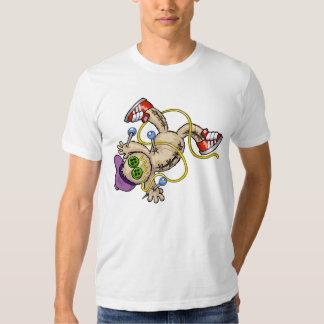 Break Dance voodoo puppet Tee Shirts