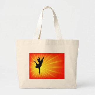 Break Dancing Canvas Bag