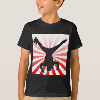 break dancing explosion T-Shirt
