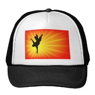 Break Dancing Mesh Hats