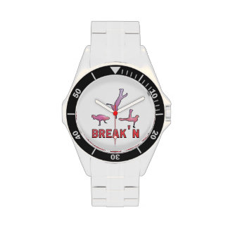 Break dancing ! watch, for sale ! watches