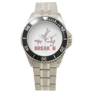 Break dancing ! watch, for sale ! watches