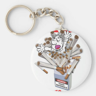 BREAK FREE - Stop Smoking Keychain