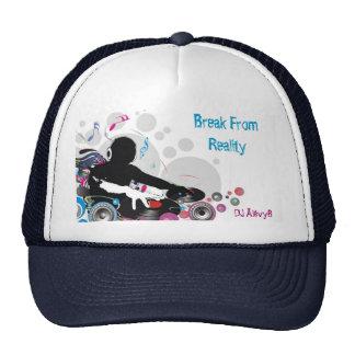 Break From Reality Trucker Hat